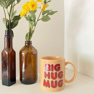 Authentic Vintage Big Hug Mug by FTD